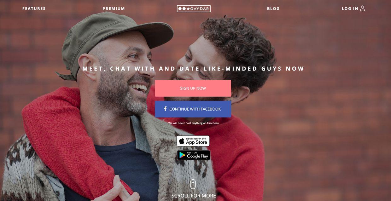 Gaydar dating site