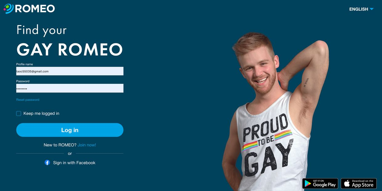 Gay romeo is Queer or